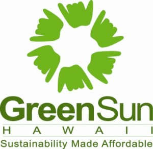 GreenSun Hawaii logo