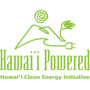 Hawaii Powered logo