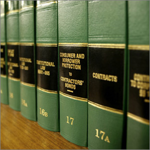 Law Books on Consumer Protection