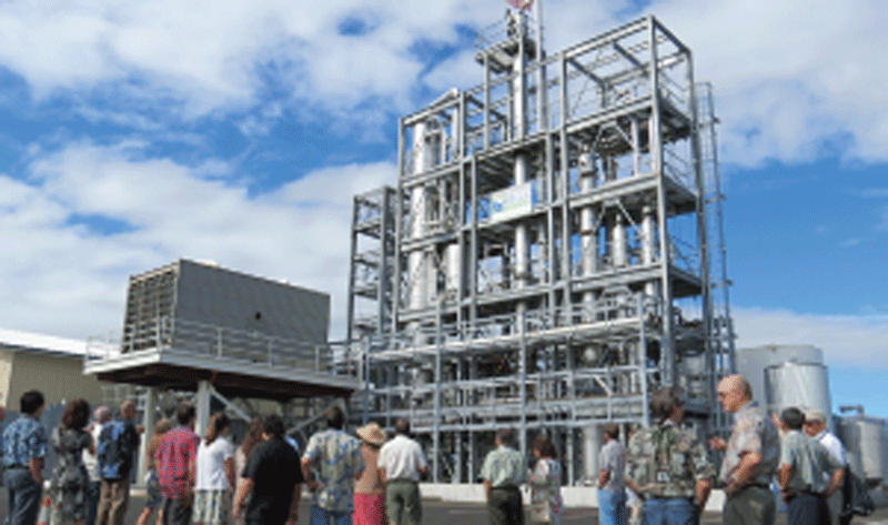 Big Island Biodiesel Facility photo