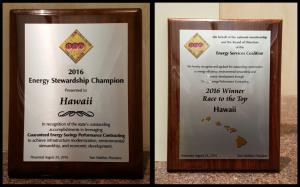 ESC awards