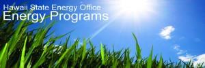 Banner image of Energy Programs