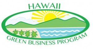 Logo of the Hawaii Green Business Program